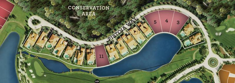 Pistoia Talis Park. New Naples, Florida luxury golf community